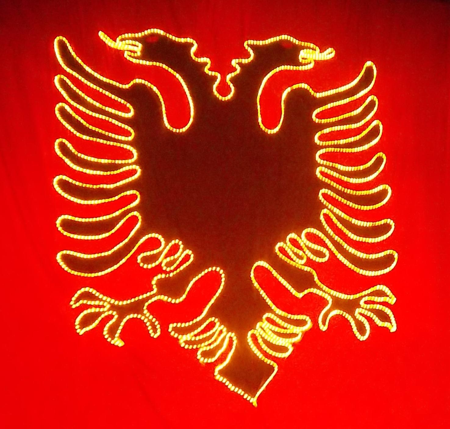 Shqiponja E Madhe Vizatim